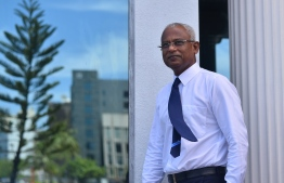 President-Elect Ibrahim Mohamed Solih. PHOTO: HUSSAIN WAHEED / MIHAARU