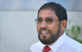 Jumhooree Party's founder and parliament representative for the constituency of Maamigili Qasim Ibrahim, will contest for the position of parliament speaker. PHOTO: MIHAARU