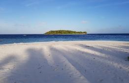 The uninhabited island of Gemendhoo in Baa Atoll.