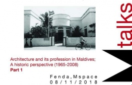 Architecture Association Maldives Talks : Part 1. GRAPHICS: Architects Association Maldives
