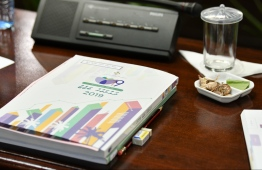 The budget book for the 2019 State Budget. FILE PHOTO/MIHAARU