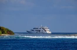 'Carpe Diem' liveaboard of the Carpe Diem Maldives fleet. PHOTO: CARPE DIEM MALDIVES