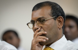 The bill allegedly targets Former President Mohamed Nasheed, the only former President contesting in the upcoming Parliamentary Elections, slated for April. PHOTO: NISHAN ALI