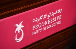 Progressive Party of Maldives is currently heavily indebted. PHOTO: HUSSAIN WAHEED / MIHAARU