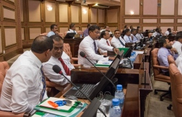 A parliament sitting. PHOTO: PARLIAMENT SECRETARIAT