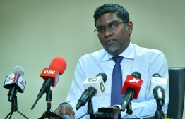 Former governor of the Maldives Monetary Authority (MMA). PHOTO: NISHAN ALI/ MIHAARU
