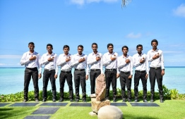 Graduation of One and Only Reethi Rah apprentices. PHOTO: ONE AND ONLY REETHI RAH