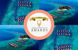 Centara's two Maldives resorts win in 2018 World Luxury Hotel Awards. PHOTO: CENTARA HOTELS & RESORTS