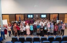 Participants of MAHRP's 2018 concluding human resources session. PHOTO: MAHRP