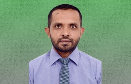 The recently appointed Managing Director for Maldives Hajj Corporation. PHOTO: PRIVATIZATION AND CORPORATIZATION BOARD