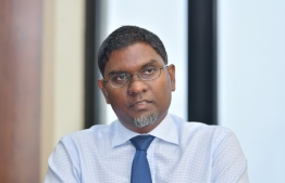 Governor of Maldives Monetary Authority (MMA) Ahmed Naseer