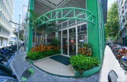 Allora Furniture showroom, by Pan Ocean International. PHOTO: HUSSAIN WAHEED / BRANDS OF MALDIVES