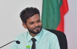 Former Elections Commissions member Mohamed Shakeel. PHOTO: MIHAARU FILE PHOTOS