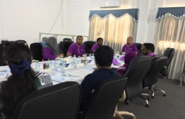 Majilis Election 2019- Elections Commission meeting