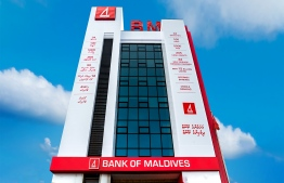 Head Office of Bank of Maldives (BML) in the capital city of Maldives. PHOTO: BANK OF MALDIVES