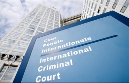 The International Criminal Court in Hague, Netherlands. PHOTO: ALAMY