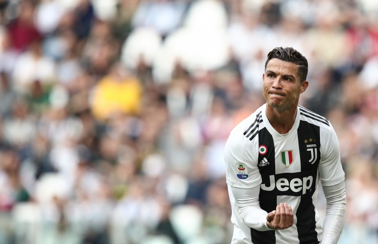 Ronaldo '1,000 percent' committed as Juventus claim eighth