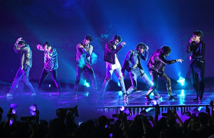 K-pop phenomenon BTS first Korean act to top UK chart - The
