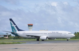SilkAir, the regional wing of Singapore Airlines, had its inaugural flight to Maldives in 2015. PHOTO: FACEBOOK / SINGAPORE AIRLINES