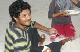 Abdul Muheeth (Bobby) who was murdered in a narrow street in front of Ministry of Finance in 2012. PHOTO: MIHAARU FILES