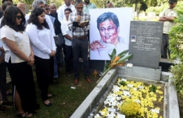 Wickrematunge was stabbed to death by members of a military intelligence unit in January 2009