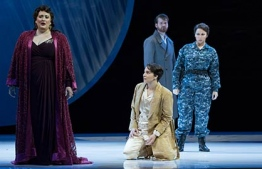 Opera singers during a performance. PHOTO: THE KENNEDY CENTER