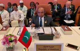 Foreign Minister Shahid participated in the preparatory Council of Foreign Ministers Meeting for the 14th Session of the Islamic Summit Conference. PHOTO: FOREIGN MINISTRY