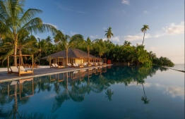 The Residence Maldives at Dhigurah located in Ghaaf Alifu Atoll. PHOTO: THE RESIDENCE MALDIVES AT DHIGURAH.