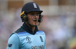 England pair fined for breaching ICC code in World Cup loss. PHOTO: YAHOO! SPORTS
