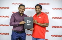 Ooredoo Maldives partners with Orca Media Group as the Title Sponsor of Travel Trade Maldives (TTM) 2019. PHOTO/OOREDOO