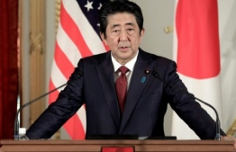 Japan's PM Shinzo Abe will not present Tehran with a list of demands or deliver a message from Washington, officials say. PHOTO: FRANCE 24.