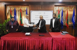 Sri Lankan company Civil and Structural Engineering Consultants (CSEC) signs agreement with Maldives National University (MNU)