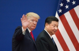 Trump-Xi meeting at G20 raises hope for trade truce. PHOTO: AFP