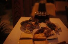 Freshly fried fish. PHOTO: HAWWA AMAANY ABDULLA/ THE EDITION