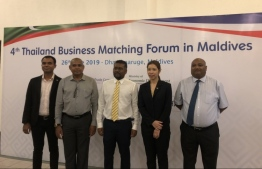 Thailand Business Matching Forum. PHOTO/MINISTRY OF ECONOMIC DEVELOPMENT