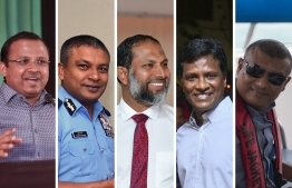 POLICE COMMISSIONER/  HOME MINISTERS