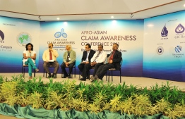 During the 2011 Afro-Asian Claim Awareness Conference. PHOTO/ALLIED INSURANCE