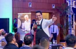 From the tea-tasting event held by Dilmah Tea in association with SIMDI Group. PHOTO: SIMDI
