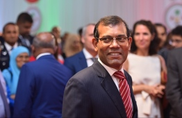 Former President Mohamed Nasheed. PHOTO/MIHAARU