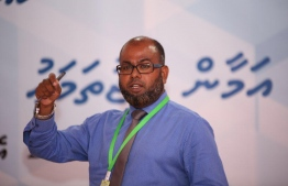 Ali Shareef - Newly elected to JSC. PHOTO: MIHAARU