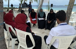 Discussions for possible employment at resorts for farmers and those involved in agriculture underway. PHOTO: MIHAARU.