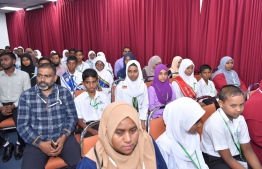 National Quran competition commences with over 1,200 participants. PHOTO: PRESIDENT'S OFFICE