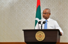 President Ibrahim Mohamed Solih has recently ratified the Heritage Act and an amendment to the Tax Administration Act. PHOTO: HUSSAIN WAHEED / MIHAARU