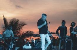 Jimmy Barnes performs at Holiday Inn Kandooma. PHOTO/KANDOOMA