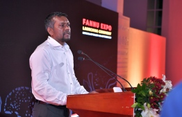 Minister of Economic Development Fayyaz Ismail on Sept 16 revealed SMEs requested more than USD 1 billion in loans within the past four months. PHOTO: PRESIDENT'S OFFICE