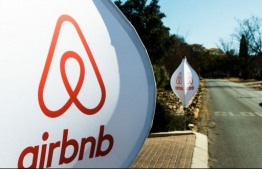 Airbnb, the internet home stay company announced that plans to make its stock market debut next year. PHOTO: BLOOMBERG