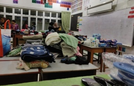Large scale donations made to victims displaced by Friday's tragic fire. PHOTO: MIHAARU