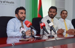Health Ministry awards contracts to develop three hospitals. PHOTO/HEALTHY MINISTRY