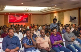 Participants of the Masterclass held for chefs employed in Maldivian resorts. PHOTO: BEST BUY MALDIVES