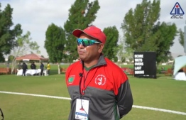 Former national Cricket Team Coach Asif Khan was arrested over allegations of sexual abuse under a court order. PHOTO: ACC